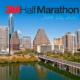 3M Half Marathon 2017 and city view