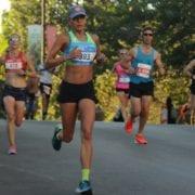 chicago marathon runner