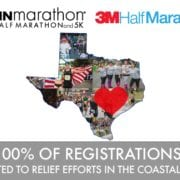 Texas silhouette and austin marathon and registration donations