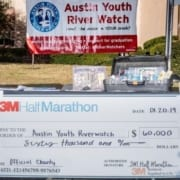 3Mgives donates to local charity Austin Youth River Watch